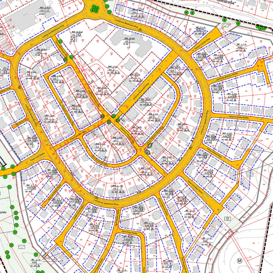 bauleitplanung stadt neubrandenburg