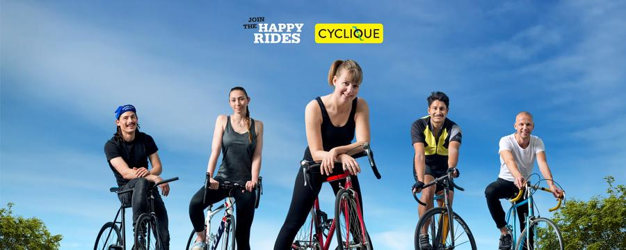 Join the Happy Rides
